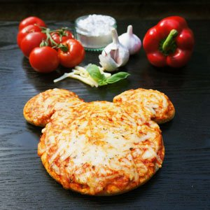 Pizza Power Kids – Pizza Panda. A fun and healthy pizza for kids from Eat Balanced.