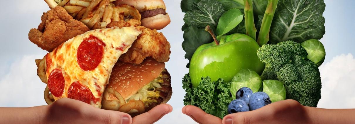 Junk-food-healthy-eating